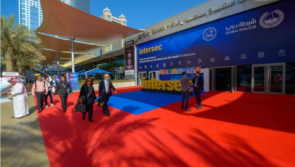 New record at Intersec 2019 in Dubai as visitor numbers increase 23 percent year-on-year