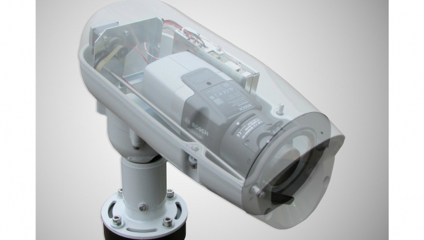 Redvision showcases the practical, ergonomic, design of its VEGA™ 2010 rugged camera housing