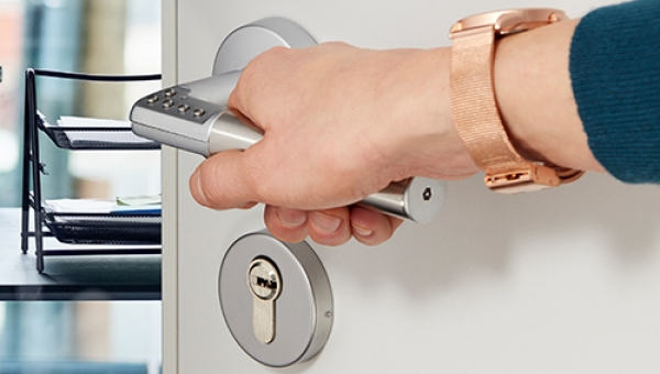 The cost-effective, hassle-free way to protect private rooms from public access