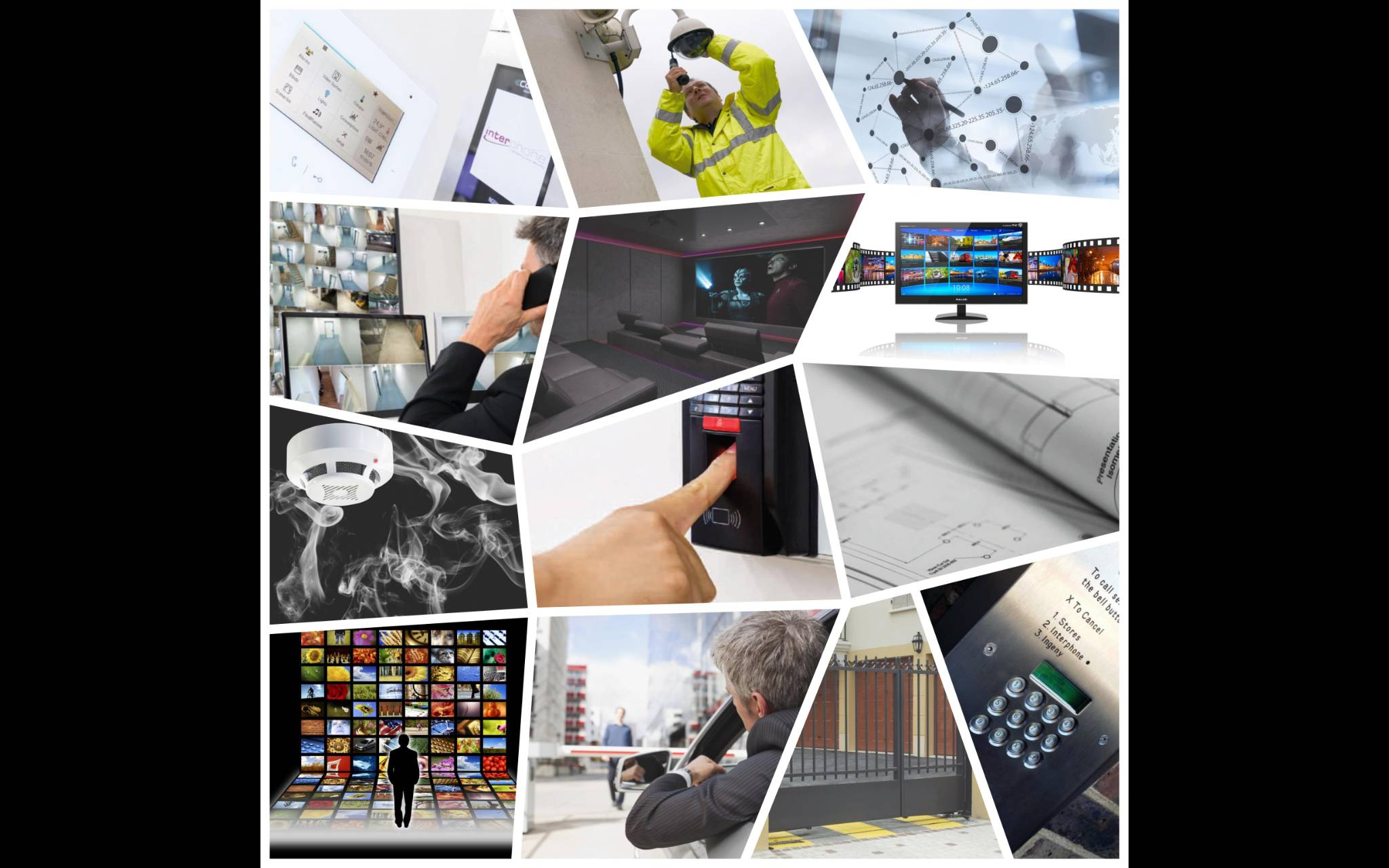 Interphone announces product innovation and training event for commercial residential sector
