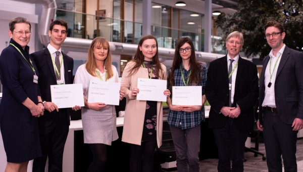 Four Students Awarded Coveted Scholarships by Paxton