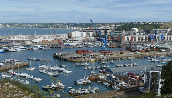 Ports of Jersey upgrade to smart access control at St Helier harbour