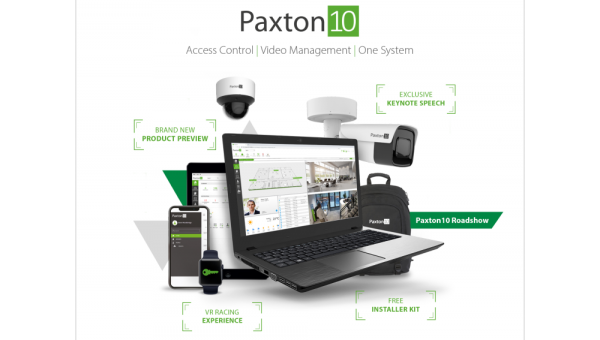 How installers helped shape Paxton10, a new access control & video management system