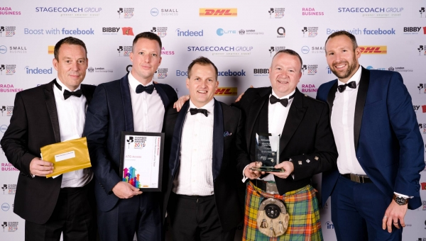 ATG Access scoops Export Business of the Year at the BCC Chamber Business Awards